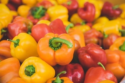 Bell peppers for weight loss