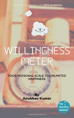 Willingness Meter by Anubhav Kumar