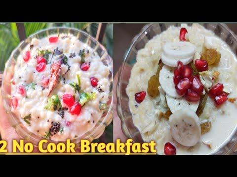 5 minute breakfast recipes indian