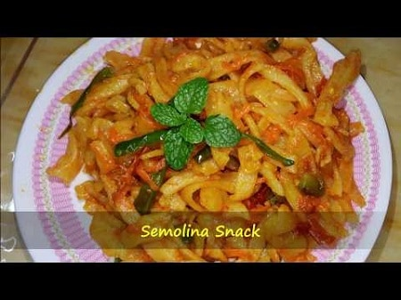 Healthy Indian snacks