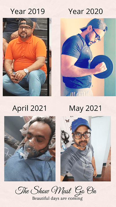 Corona recovery story
